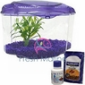 Hagen Marina Betta Pals Aquarium Kits, Purple