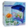 Hagen Marina Goldfish Kit, 5.5 Gallon, UL, Purple, Large