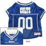 Indianapolis Colts NFL Dog Jersey - Extra Small