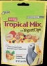 Kaytee Tropical Mix with Yogurt Dips Tropical Fruit for Cockatiels, Conures & Parrots 3.5 oz. - Part #: 100032853