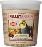 Lafeber's Cockatiel Pellet-Berries for Cockatiels 12.5-Ounce