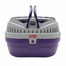 Living World Carrier, Small, Purple/Gray, From Hagen