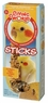 Living World Cockatiel Honey Stick, Baked, 4 oz, From Hagen