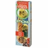 Living World Parakeet Fruit Stick, Baked, 2.1 oz, From Hagen