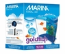 Marina Cool Goldfish Kit Blue, Medium 2.65 gal., From Hagen