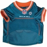 Miami Dolphins NFL Dog Jersey