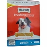 Milk-Bone Brushing Chews Daily Dental Treats - Small/Medium Value Pack, 22 Ounce - 28 Bones
