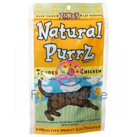 Natural Purrz Tender Chicken, 3 oz, From Zuke's