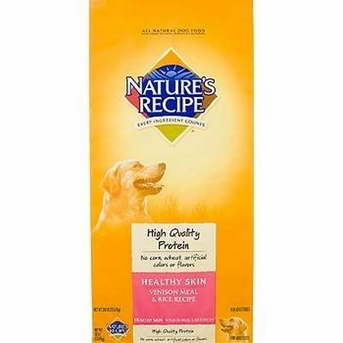Natures Recipe Dog Venison Meal And Rice Dog Food