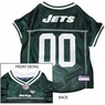 New York Jets NFL Dog Jersey - Small