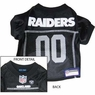 Oakland Raiders NFL Dog Jersey - Extra Small