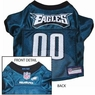 Philadelphia Eagles NFL Dog Jersey - Small