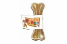 Pet Time Pressed Rawhide Bone 4in