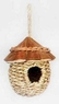 Prevue Pet Products BPV1171 Wood Roof Small Bird Nest