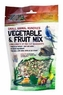 R-Zilla Munchies Fruit and Vegetable Mix Food for Reptiles, 4-Ounce