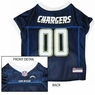 San Diego Chargers NFL Dog Jersey - Medium