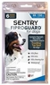 SENTRY FiproGuard Flea & Tick Topical for Dogs 6 Dose 89-132lbs