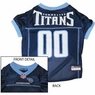 Tennessee Titans NFL Dog Jersey - Large
