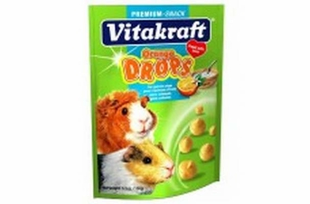 Vitakraft Guinea Pig Orange Drops 5.3oz