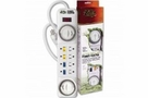 Zilla 24 7 Dual Analog Timer Power Center