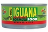Zoo Med Iguana Juvenile Formula Food can wet 6oz