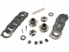 10) Gear and Plate Kit, TRAC-LOK 1990-2001