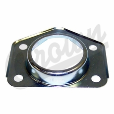 (11) Rear Axle Dust Shield Retainer, For 76-86 Jeep CJ-5, CJ-7 & CJ-8 with AMC Model 20 Rear Axle