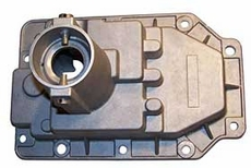 11) Shifter Cover for 1980-86 Jeep CJ with T-176, T-177 Transmission
