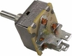 13) Heater Motor Switch, fits 1978-86 CJ, 3-speed, 4 terminals