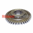 13) Sliding Gear, Output Shaft, 39 x 12 Teeth, fits 1946-53 Jeep & Willys with Dana Spicer 18 Transfer Case