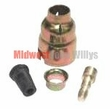 14 Gauge Female Metal Shell Connector Kit, Douglas Connectors, 7760598