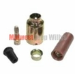 14 Gauge Male Metal Shell Connector Kit, Douglas Connectors, 7760599