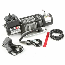 Spartacus Performance Winch with Synthetic Rope, 12,500 lbs