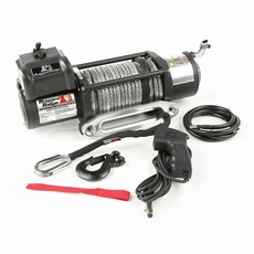 Spartacus Performance Winch with Synthetic Rope, 8,500 lbs