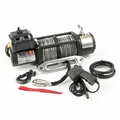 Spartacus Performance Winch with Synthetic Rope, 10,500 lbs