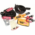 Premium Recovery Kit with Mesh Bag from Rugged Ridge