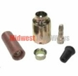 16 Gauge Male Metal Shell Connector Kit, Douglas Connectors, 7762609