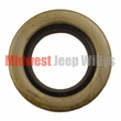 16) Inner Axle Oil Seal, Dana Model 23-2 Axle, 1941-1945 Willys MB, Ford GPW