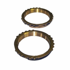 18) 3rd & 4th Synchronzer Ring Set with T4 or T5 Transmission 1982-1986 Jeep CJ