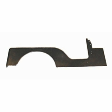 Replacement Passenger Side Side Panel for 1976-1983 Jeep CJ5, No Jeep Logo