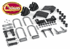 1976-86 FRONT LEAF SPRING MOUNT KIT