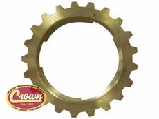 2) Blocking Ring, fits 1967-75 Jeep CJ with T14A 3 Speed Transmission