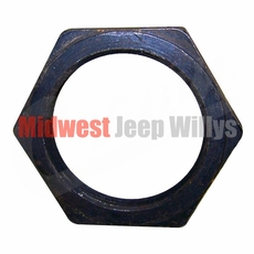 20) Wheel Bearing Nut, Dana Model 23-2 Axle, 1941-1945 Willys MB, Ford GPW