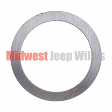 """21) Spacer, Intermediate Gear 1-1/4"""" Shaft, fits 1953-71 Jeep & Willys with Dana Spicer 18 Transfer Case"""