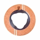 """22) Thrust Washer for 1-1/8"""" Intermediate Shaft, fits 1946-53 Jeep & Willys with Dana Spicer 18 Transfer Case"""