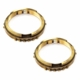 24) 1st & 2nd Synchronzer Ring Set with SR4, T4 or T5 Transmission 1980-1986 Jeep CJ