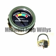 M-Series 24 Volt Battery Gauge with Packard Rubber Connectors, MS24532-2