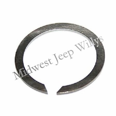 25) Snap Ring, Main Drive Gear (.086 thick)   T-86AA