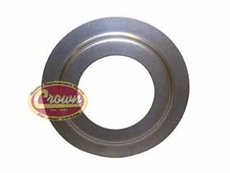 29) Front Oil Retaining Washer, fits 1967-75 Jeep CJ with T14A 3 Speed Transmission