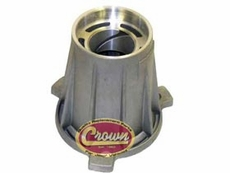 32) Rear Housing Extension, 1987-95 Wrangler YJ, 1991-96 Cherokee XJ, 1993-95 Grand Cherokee ZJ with NP231 Transfer Case